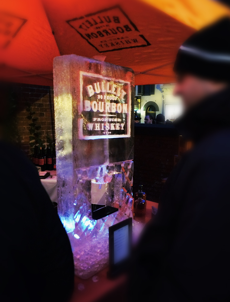 whiskey ice server web