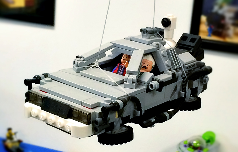 back_to_the_future_lego_car