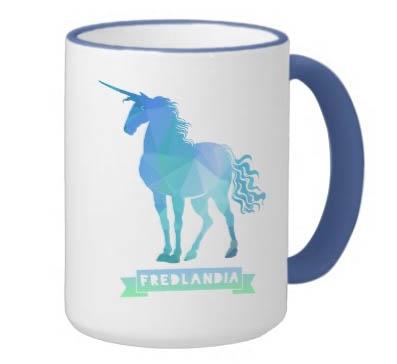 fredlandia unicorn mug-1